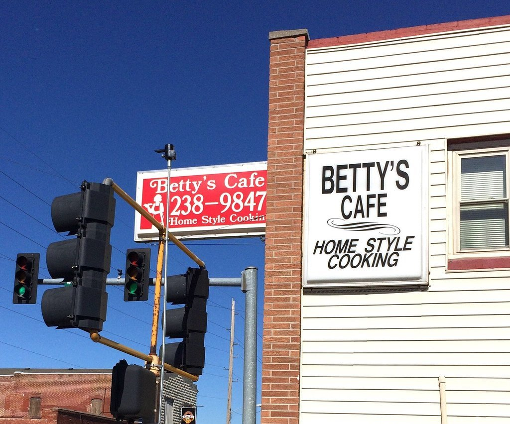 Betty`s Cafe
